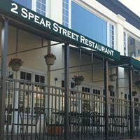 Two Spear Street, New American Restaurant and Bar