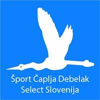 Šport Čaplja Debelak-Select Slovenija