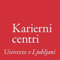 Karierni centri Univerze v Ljubljani