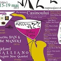 Napoca Jazz, Blues & Wine Festival