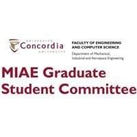 Concordia MIE Graduate Student Committee