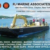 R J Marine Associates LTD