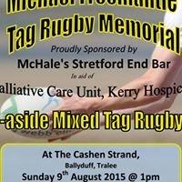 Michael Freemantle Tag Rugby Memorial