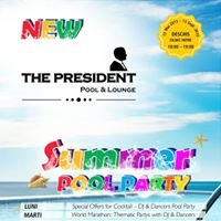 The President Pool & Lounge
