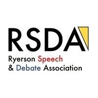 Ryerson Speech & Debate Association