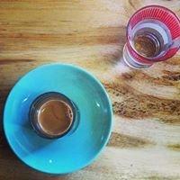 Cursive Coffee