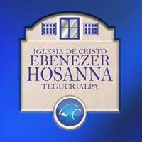 Iglesia de Cristo Ebenezer Hosanna Tegucigalpa