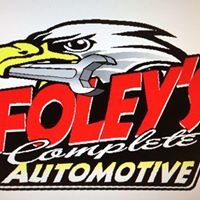 Foley's Complete Automotive