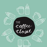 The Coffee Closet & Walk-In Closet