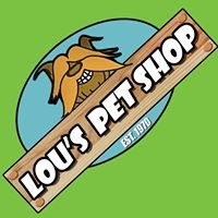 Lou's Pet Shop