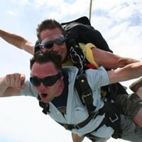 Skydive South Texas on Mustang Island