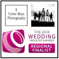 5 Little Boys Photography