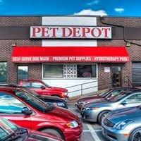 Pet Depot, Timonium MD