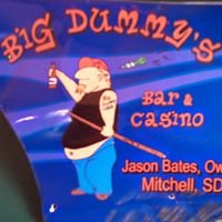 Big Dummy's Bar