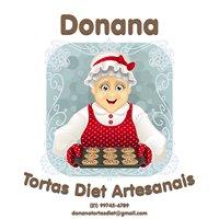 Donana Tortas Diet Artesanais