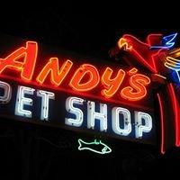 Andy's Pet Shop