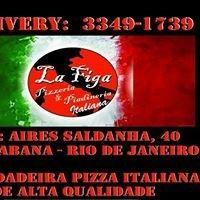 """Pizzeria e Piadineria Italiana """"La Figa"""""""