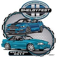 Shelbyfest All Mustang Rally