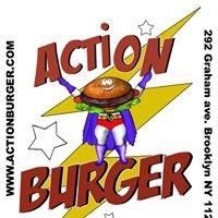 Action Burger 2.0 & Planet Xenos