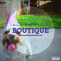 Spoiled Pup Boutique | Custom & Designer Dog Clothes