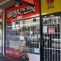Guitar Factory Parramatta