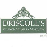 Driscoll's Valencia Street Serra Mortuary