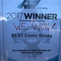 Ontario St. Comics