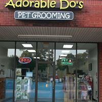 Adorable Do's Pet Grooming
