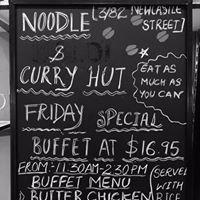 Noodle & Curry Hut Fyshwick