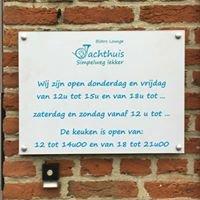 Bistro lounge Jachthuis