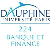 Master 224 Banque & Finance - Dauphine