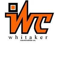 Whitaker Construction Company