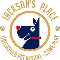 Jackson's Place Unleashed Pet Resort & Bakery