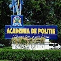 "Academia de Politie ""Alexandru Ioan Cuza"""