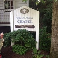 Robert F Thomas Chapel @ Dollywood