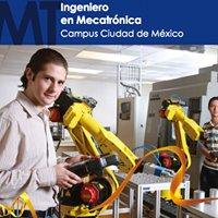 Ingeniería en Mecatrónica ITESM CCM