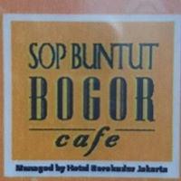 Sop Buntut Bogor Cafe...