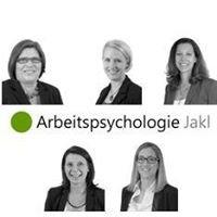 Arbeitspsychologie Jakl