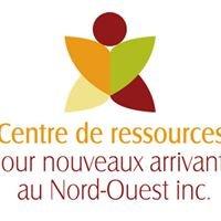 Centre de ressources pour nouveaux arrivants au Nord-Ouest inc.