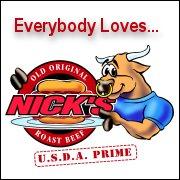 Old Original Nick's  Roast Beef - Philadelphia, PA