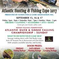 Atlantic Hunting & Fishing Expo