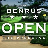 The Benrus Open