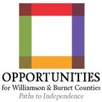 Opportunities for Williamson & Burnet Counties