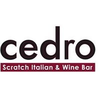 Cedro Restaurant Scratch Italian & Wine Bar