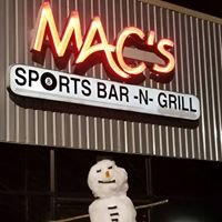 Macs Sportsbar