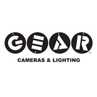 GEAR Cameras and Lighting