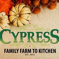 Cypress Family Farm to Kitchen