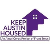 Keep Austin Housed AmeriCorps Program