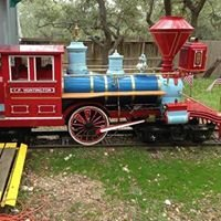 Rawhide Rocket Train at The Austin Zoo