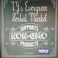 TJ's Evergreen Herbal Market